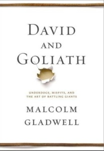 Susan Turley and I are considering expanding the scope of incorporating grit and growth through the use of this book by Malcolm Gladwell.